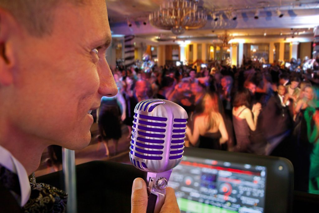 Tony Winyard Entertainment xmas parties
