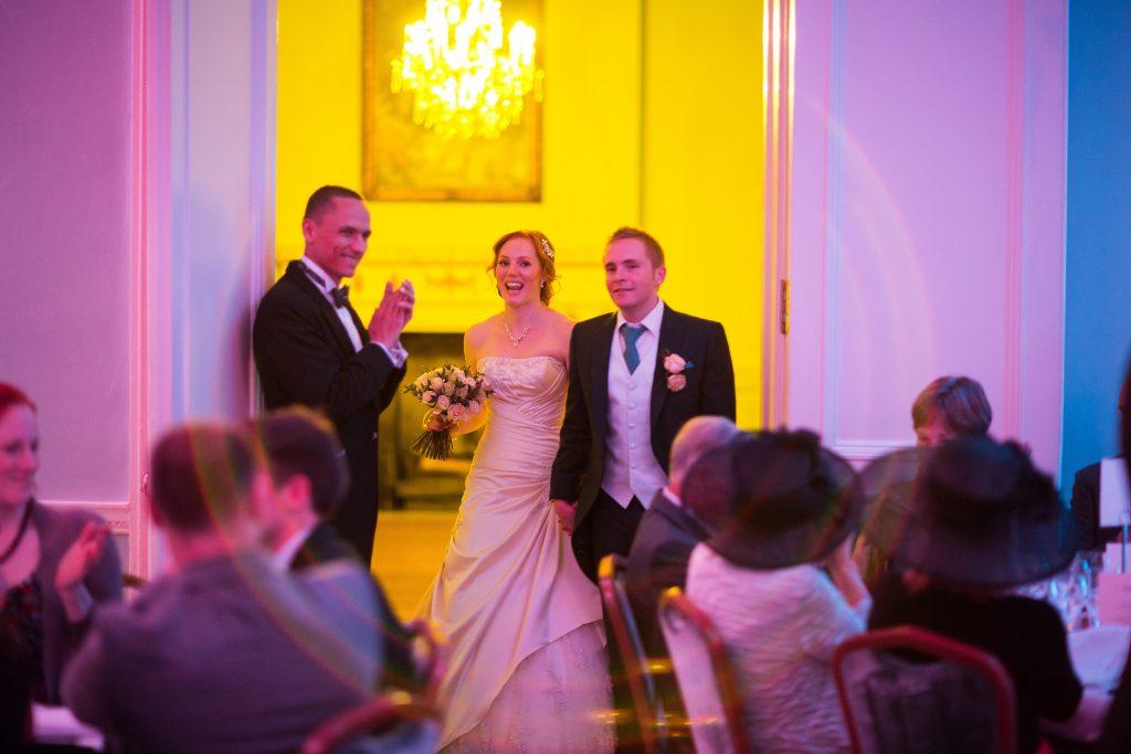 Master of ceremonies Tony Winyard- www.winyard.com